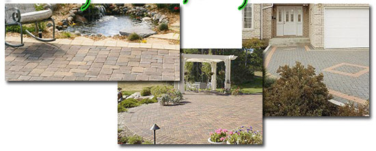 Ordinaire Pavers Are Ideal Products For Any Freeze/thaw Environment. Proper  Installation Of The Product Results In A Pavement That Is Firm, Yet  Flexible.